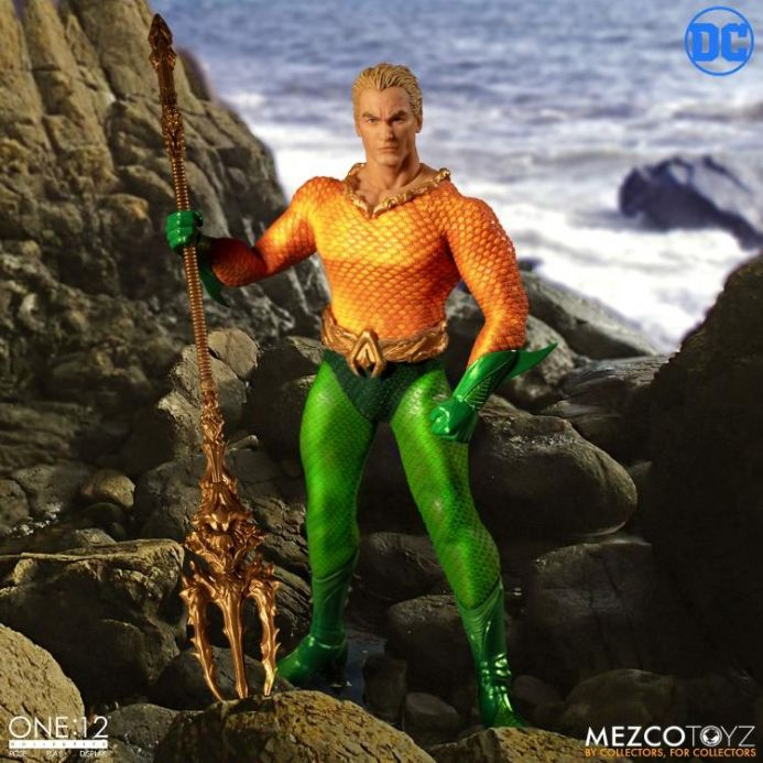 *Pre Order* Mezco One:12 Collective Aquaman